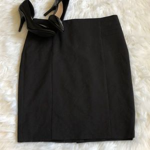 The Limited Gray Pencil Skirt Sz. 8